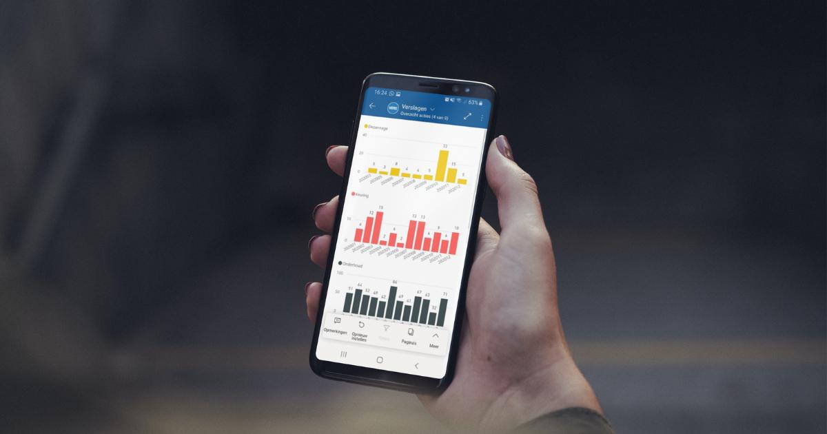 Herbo Liften: PowerBI brengt data naar een hoger niveau
