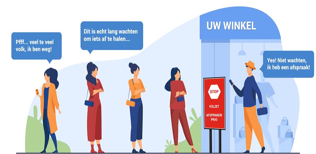 ZeroQ app: lokaal winkelen to the next level