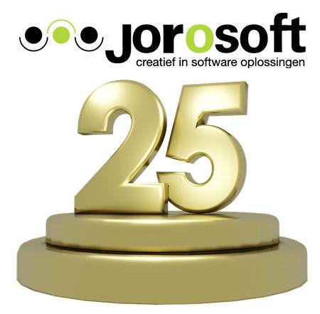 25 jaar Jorosoft