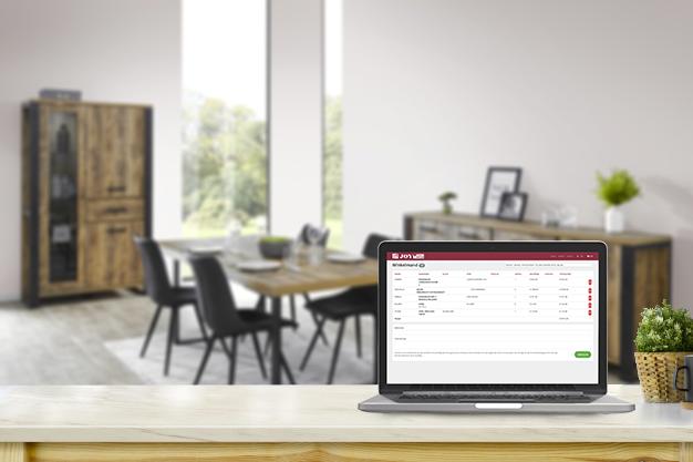 Bauwens: uniek online B2B bestelsysteem